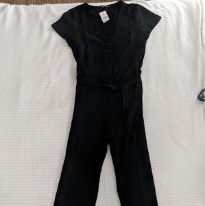 NYT Black JCrew Jumpsuit
